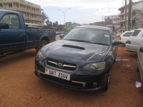 Used Subaru Legacy for sale in Kampala