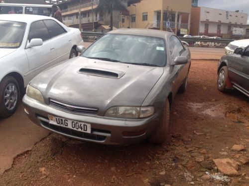 Used Toyota Exiv for sale in Kampala