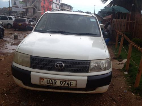 Used Toyota Probox for sale in Kampala