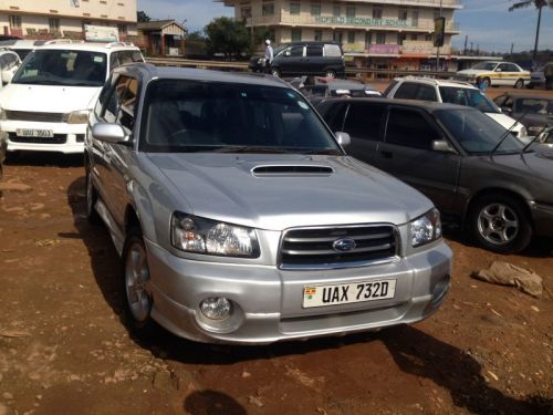 Used Subaru Forester Turbo for sale in Kampala