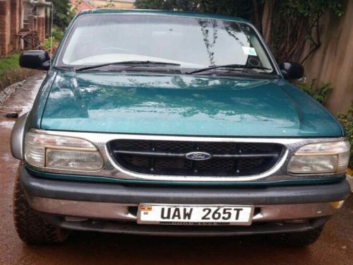 Used Ford Explorer for sale in Kampala