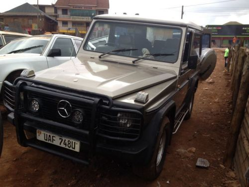 Used Mercedes-Benz G300 for sale in Kampala