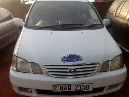 Used Toyota Gaia for sale in Kampala