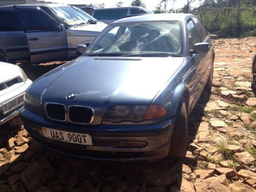 Used BMW 3 series E46 for sale in Kampala