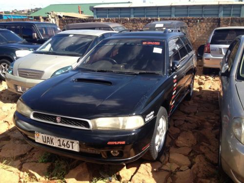 Used Subaru Legacy (GT) for sale in Kampala
