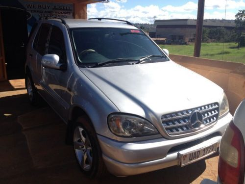 Used Mercedes-Benz ML 320 for sale in Kampala