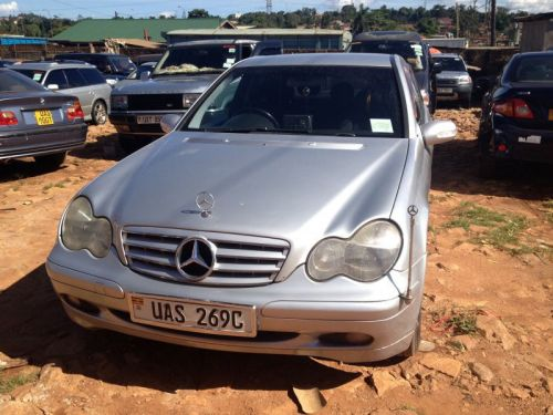 Used Mercedes-Benz C180 Kompressor for sale in Kampala
