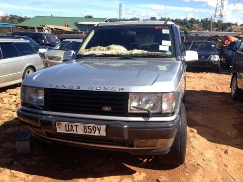 Used Range Rover Vogue for sale in Kampala