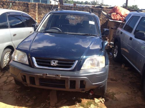Used Honda CR-V for sale in Kampala