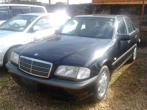 Used Mercedes-Benz C Class for sale in Kampala