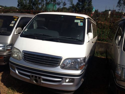 Used Toyota Hiace Supercustom for sale in Kampala