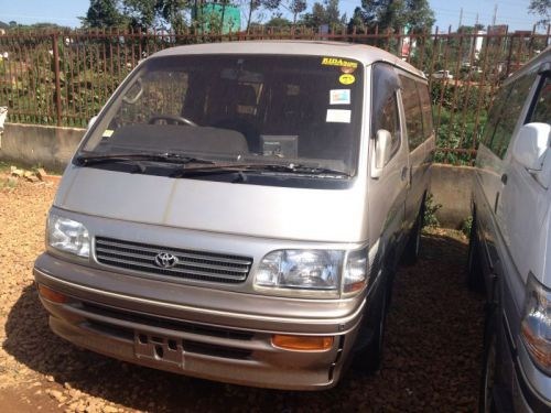 Used Toyota Haice Supercustom for sale in Kampala