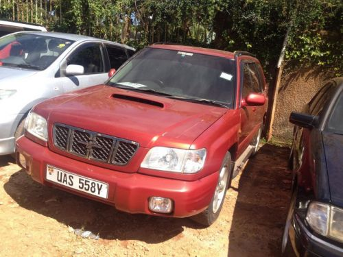 Used Subaru Forester for sale in Kampala