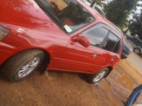 Used Toyota Starlet for sale in Kampala