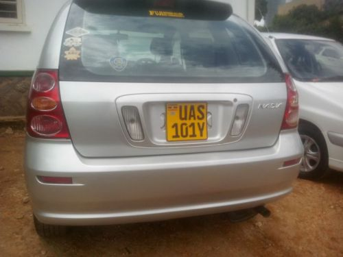 Used Toyota 1999 for sale in Kampala