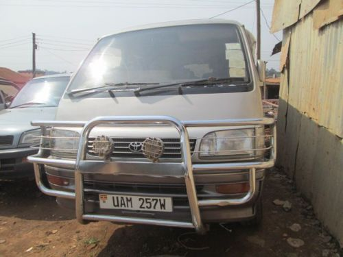 Used Toyota Supercustom for sale in Kampala