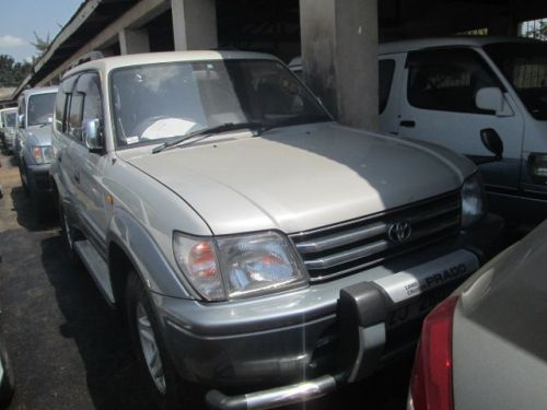 Used Toyota Land Cruiser TX for sale in Kampala