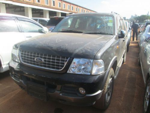Used Ford Explorer XLT for sale in Kampala