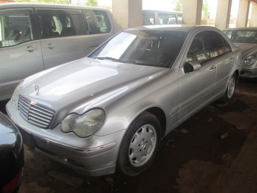 Used Mercedes-Benz C-Class for sale in Kampala