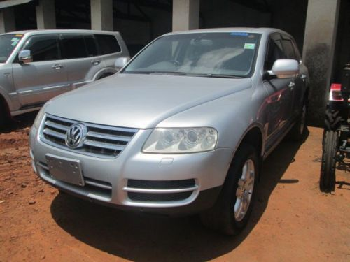 Used Volkswagen Touareg for sale in Kampala