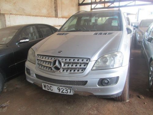 Used Mercedes-Benz ML 350 (Bluetec) for sale in Kampala