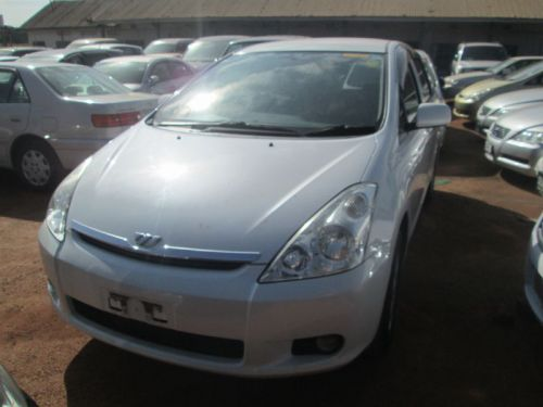 Used Toyota Wish for sale in Kampala