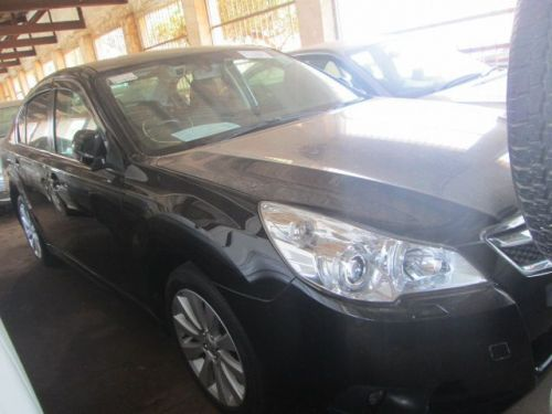 Used Subaru Legacy (symmetrical) for sale in Kampala
