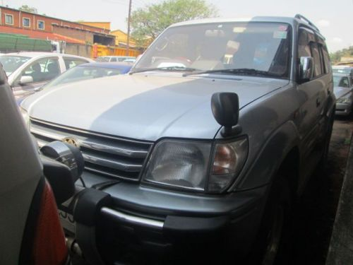 Used Toyota Land Cruiser TZ for sale in Kampala