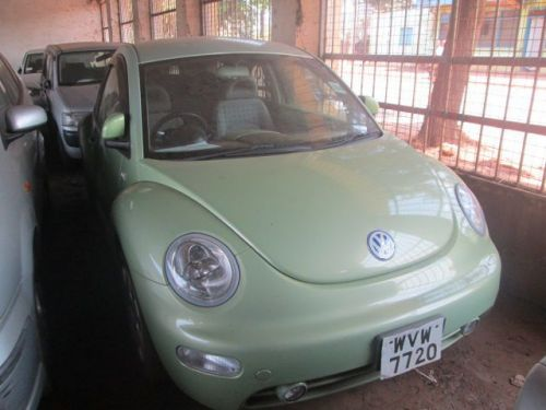 Used Volkswagen New Beetle for sale in Kampala