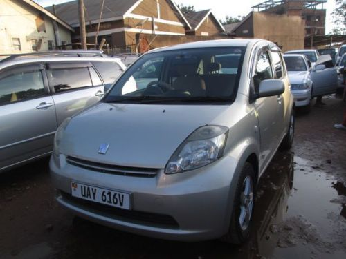 Used Toyota Passo for sale in Kampala