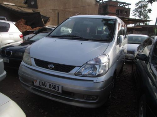 Used Nissan Serena for sale in Kampala