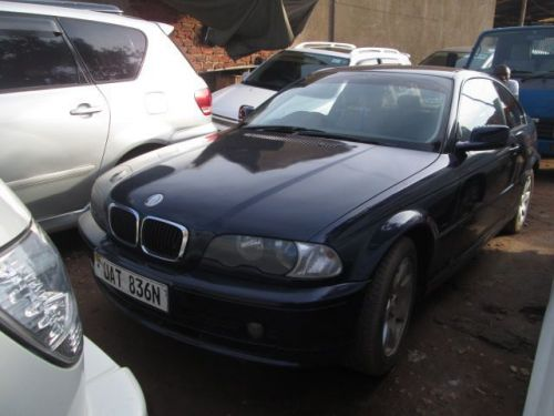Used BMW 3-series for sale in Kampala