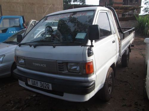Used Toyota Townace for sale in Kampala