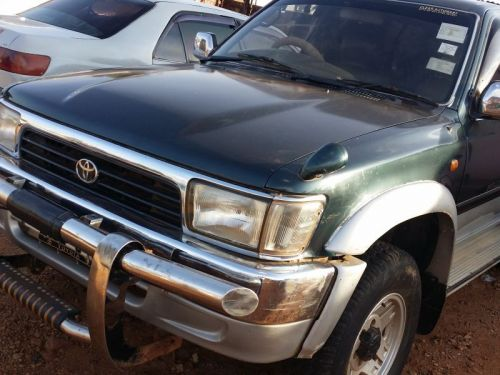 Used Toyota Hilux surf for sale in Kampala