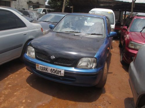 Used Nissan Micra for sale in Kampala