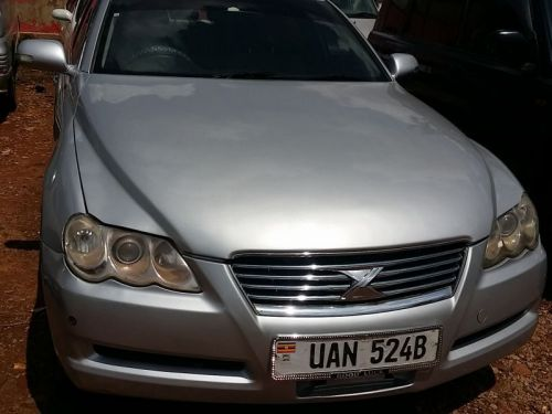 Used Toyota MARK X for sale in Kampala