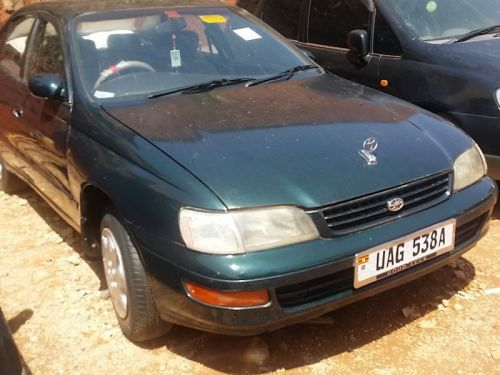 Used Toyota 1998 for sale in Kampala