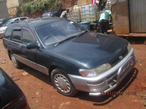 Used Toyota G-Touring for sale in Kampala