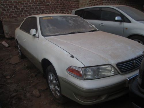 Used Toyota Mark II for sale in Kampala