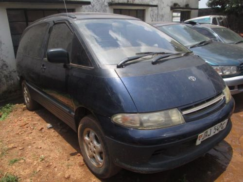 Used Toyota Lucida for sale in Kampala
