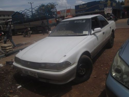 Used Toyota Mark II for sale in Mukono
