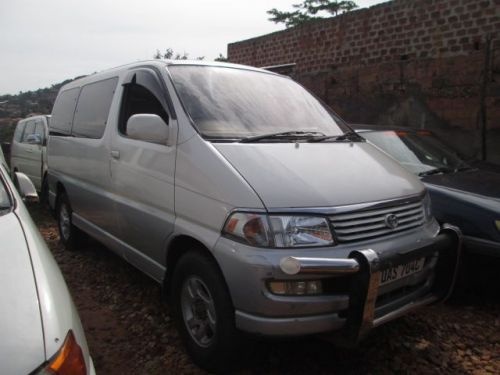 Used Toyota Regius for sale in Mukono