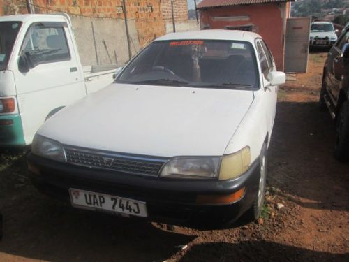 Used Toyota G-Touring for sale in Mukono