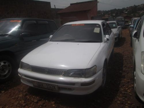 Used Toyota Corolla for sale in Mukono