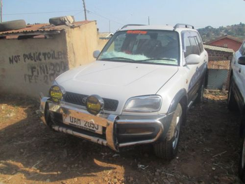 Used Toyota RAV-4 for sale in Mukono