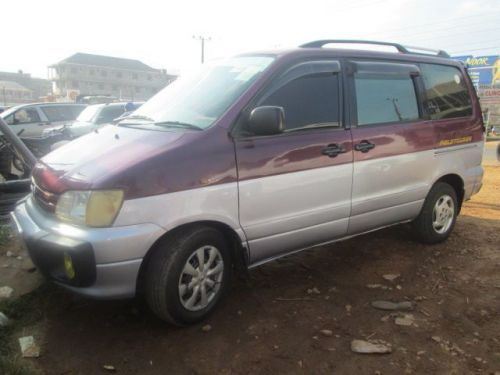 Used Toyota Noah for sale in Mukono