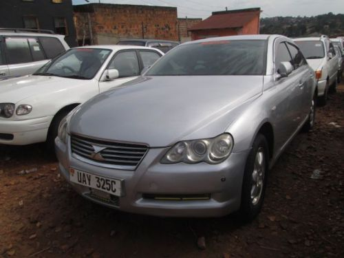 Used Toyota Mark X for sale in Mukono
