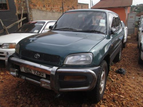 Used Toyota Rav 4 for sale in Mukono