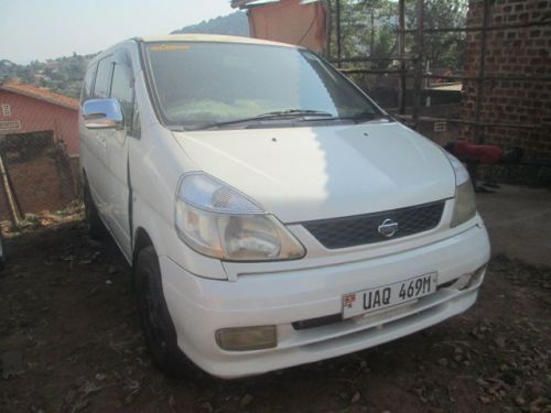 Used Nissan Serena for sale in Mukono