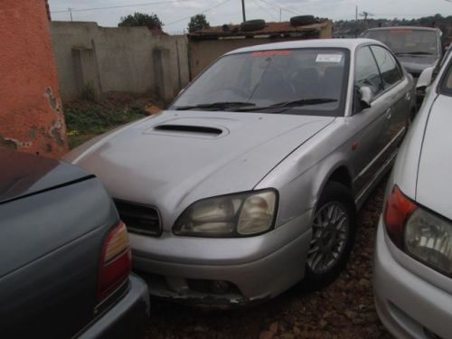 Used Subaru Legacy B4 for sale in Mukono